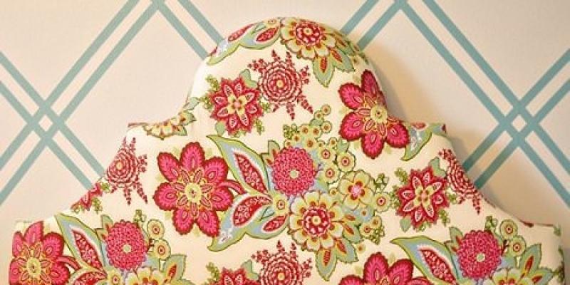 Cabeceros originales para camas infantiles - Como hacer cabecero tapizado ...