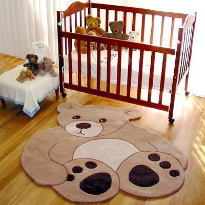 alfombras infantiles originales oso