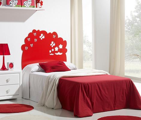 Cabeceros originales para camas infantiles - Cabecero cama infantil ...