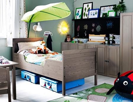 Habitación infantil Ikea