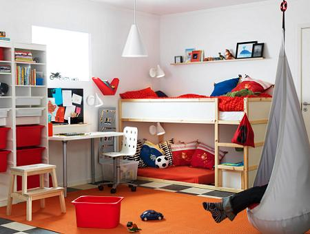 Habitación de niño de Ikea