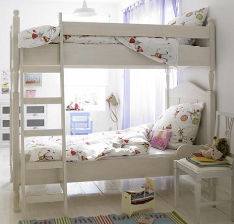 literas habitaciones infantiles