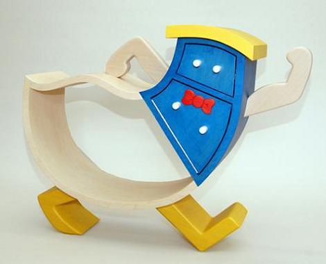 Mueble infantil original