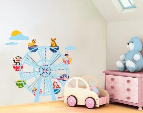 Vinilos infantiles originales for Vinilos muebles infantiles