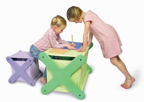Almacenaje de juguetes