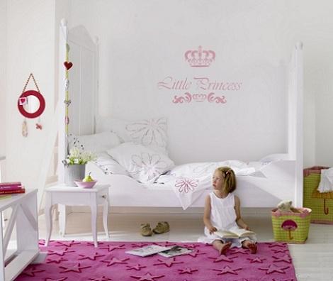 camas princesas cabecero