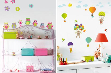 Stickers infantiles for Sticker habitacion infantil
