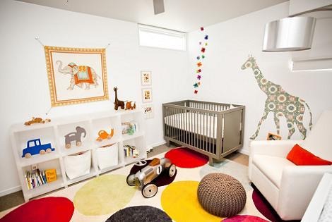 8 habitaciones de beb ni o - Habitaciones de bebe nino ...