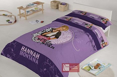 Funda nórdica Hanna Montana