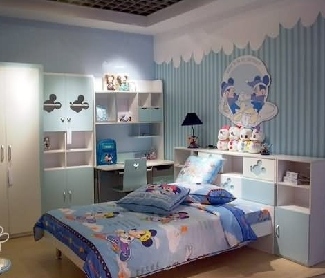 habitacion disney nickey