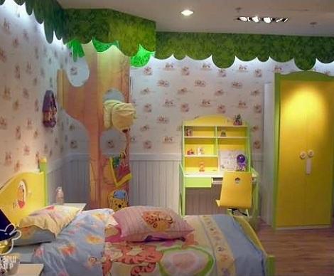 Dormitorio tema mickey mouse dormitorios colores y estilos for Habitaciones infantiles disney