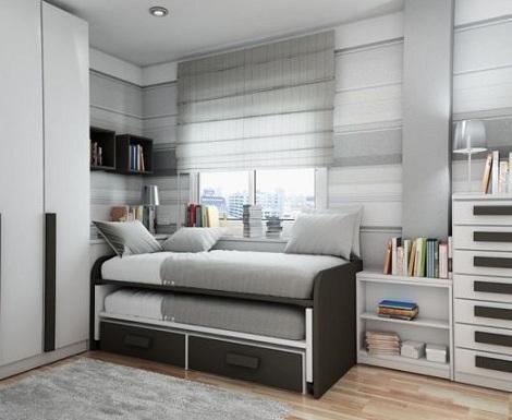 Habitaciones juveniles para chico - Papel para habitaciones juveniles ...