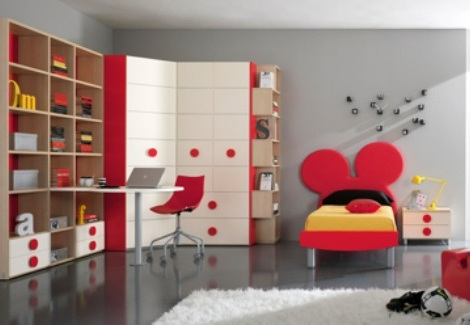 Cuarto De Mickey Mouse