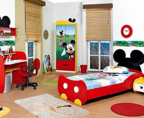 Habitaci n de ni o original - Dormitorio infantil original ...