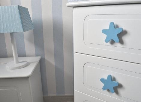 Papel pintado para la habitación del bebé