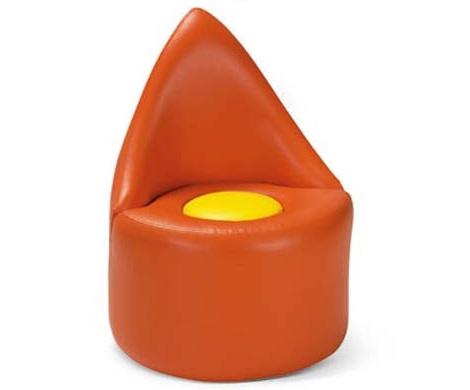 sillas para ninos puf