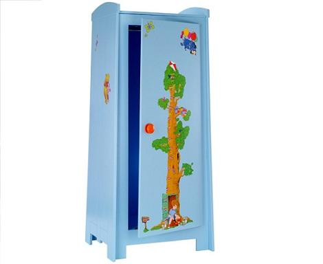 5 armarios infantiles originales