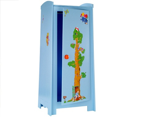 5 armarios infantiles originales dibujo
