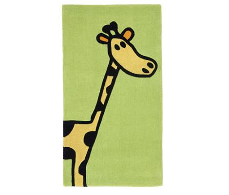 Alfombra infantil jirafa