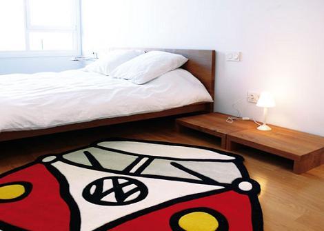 8 alfombras juveniles - Alfombras habitacion nino ...
