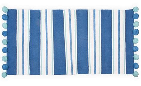 alfombra zara home rayas