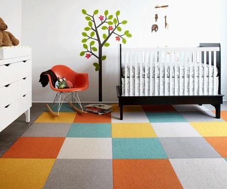 como decorar la habitacion del bebe minimal