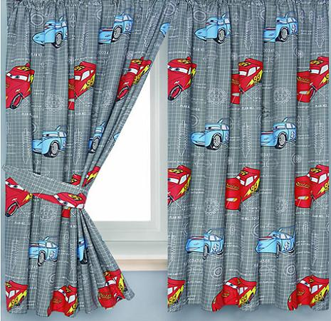 Cortinas de Cars