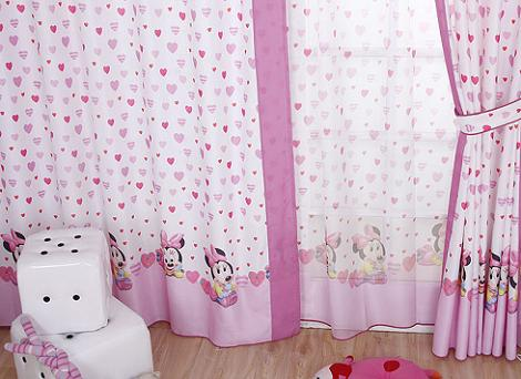 Cortinas Minnie