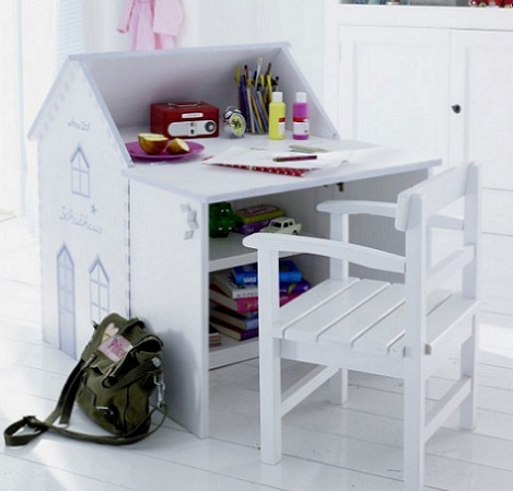 Mesas infantiles for Escritorio infantil ikea