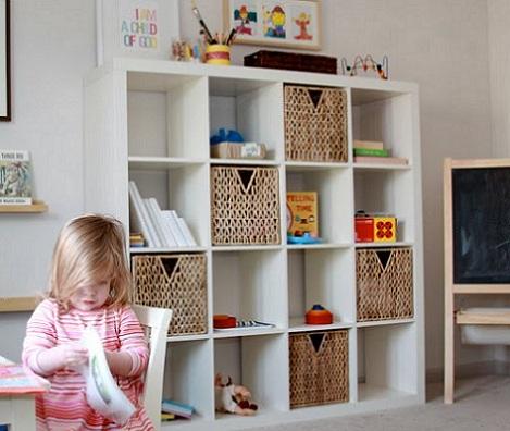 6 estanter as infantiles - Estanterias para habitacion infantil ...