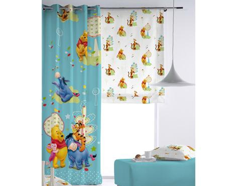 Cortinas disney for Cortinas infantiles baratas