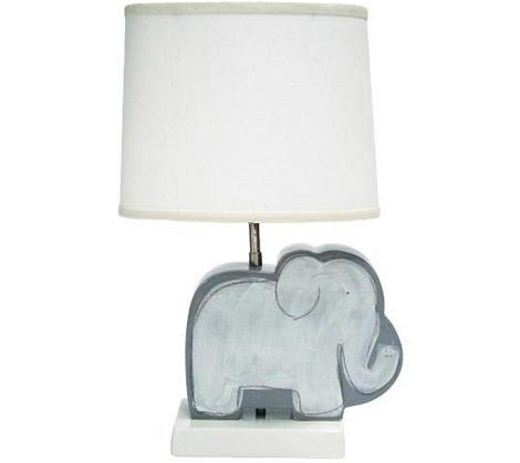 lamparas infantiles originales elefante