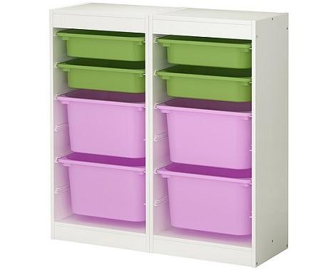 Muebles de ikea para el almacenaje - Ikea ninos almacenaje ...