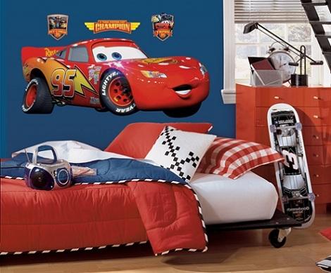 vinilos decorativos disney cars