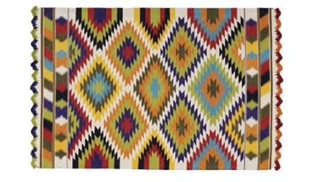 alfombras juveniles originales etnica