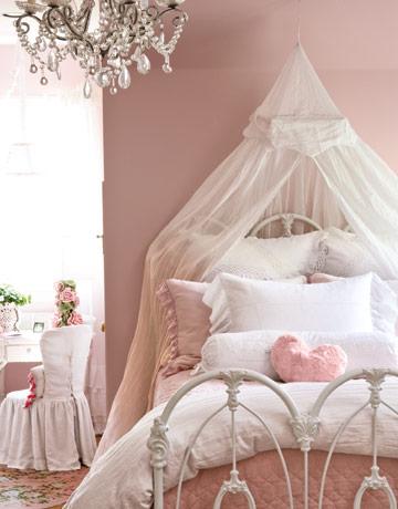 cama dosel nina princesa