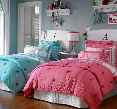 Habitaciones de dos camas for Camas ninos baratas