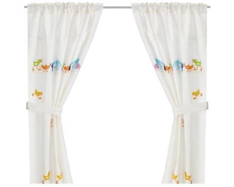 Cortinas infantiles ikea imagui - Telas cortinas infantiles ...