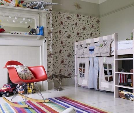 decoracion infantil habitaciones castillo