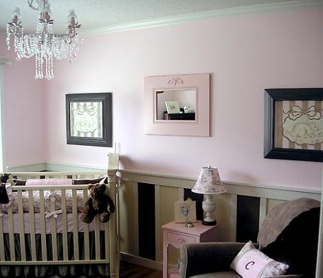 fotos inspiracion habitacion bebe rosa