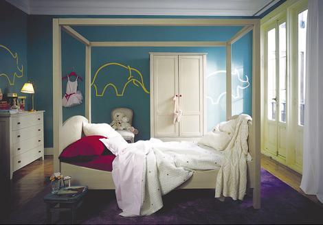 3 habitaciones infantiles de el corte ingl s for Muebles infantiles el corte ingles