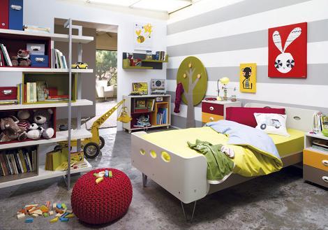 3 habitaciones infantiles de el corte ingl s for Corte ingles dormitorios infantiles