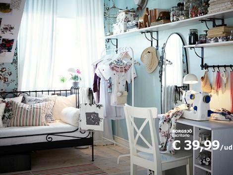 Dormitorios juveniles ikea - Dormitorios juveniles vintage ...