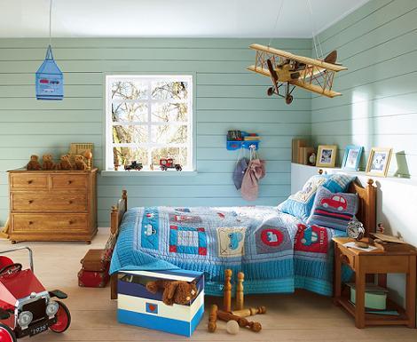 Habitaci n infantil verde - Habitacion infantil verde ...