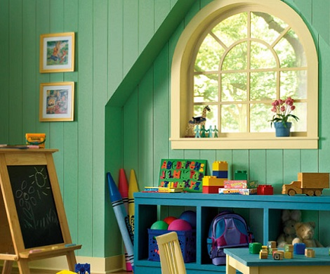 inspiracion habitacion infantil juegos