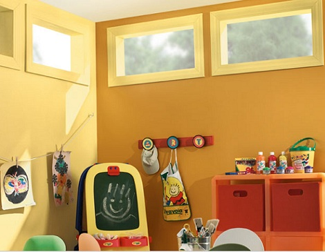 inspiracion habitacion infantil pizarra