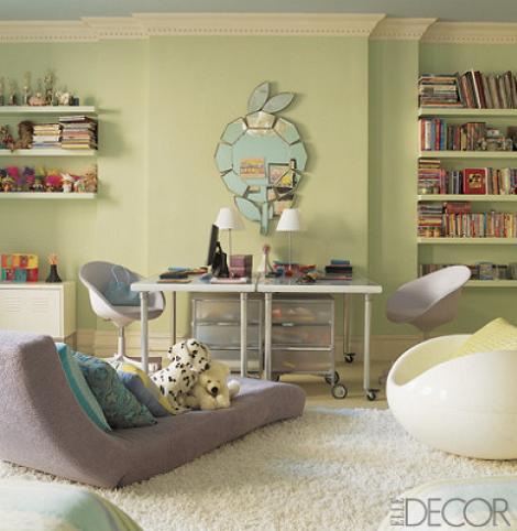 Original habitación verde
