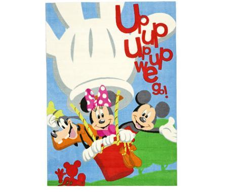Alfombra de Mickey Mouse
