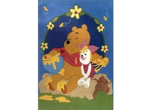 6 alfombras de winnie the pooh - Alfombras disney baratas ...