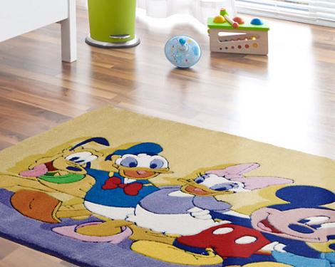Alfombras mickey mouse for Alfombras infantiles grandes